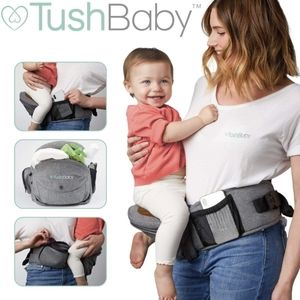 TushBaby Child Hip Carrier